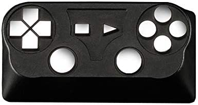 Suitable for Cherry MX Switch Aluminum Alloy Metal Keycaps Mechanical Keyboard Keycaps Metal Keycap Backspace Key