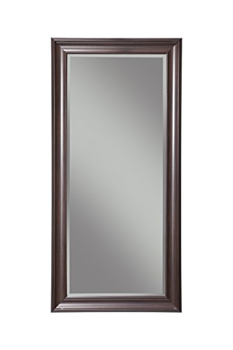 Sandberg Furniture, Full Length Leaner Mirror, Espresso by Sandberg Furniture