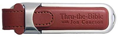 Jon Courson Thru-the-Bible Set - MP3 Audio Files on USB Flash Drive from Searchlight