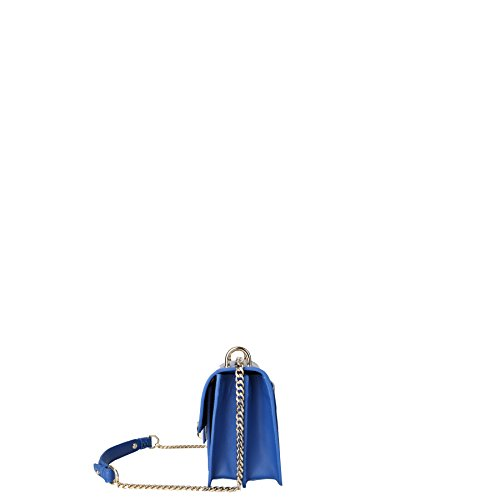 Cuir Sacs de Porté amies vachette main amp; épaule en Bleu lisse Kesslord Blu Les Amie MV f1xPqwEv