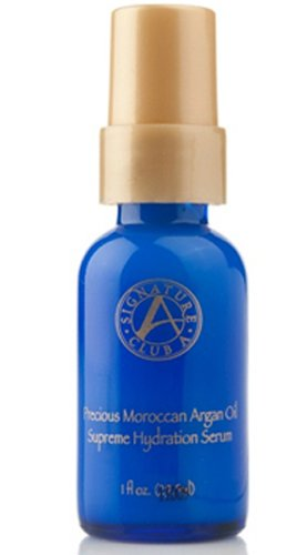 Signature Club a Precious Moroccan Argan Oil Supreme Hydration Serum 1 Fl. Oz. / 29.5 Ml