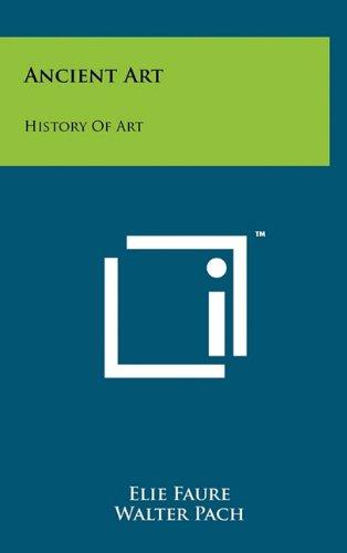Download Ancient Art: History Of Art PDF