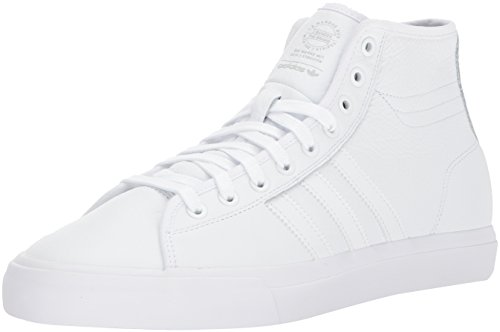 low priced 0034a b0b17 Galleon - Adidas Originals Men s Matchcourt High RX, White White White 100,  4 Medium US