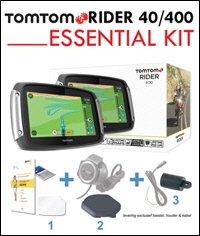 Tomtom Rider Essential Kit Generic