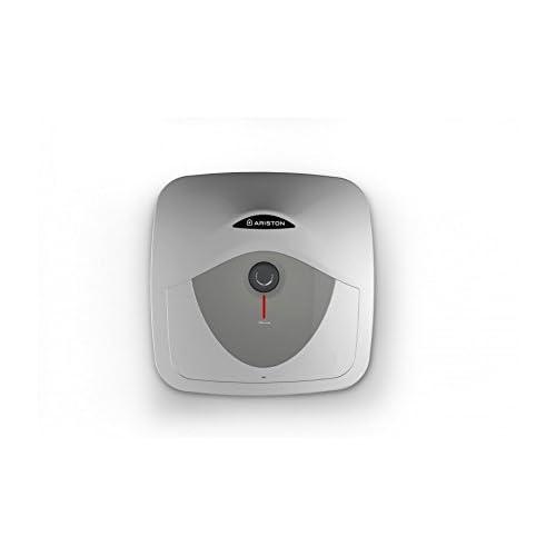 Ariston Thermo 3100329 calentador Andris RS 10/3 ERP eléctrico encimera fregadero, blanco