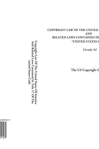 Copyright Law of the United States of America and Related Laws Contained in Title 17 of the *United States Code* (United States Code Title 17 compare prices)