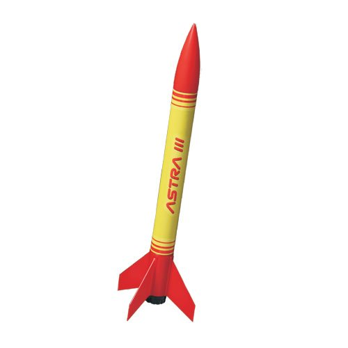 Quest Aerospace Astra III Model Rocket Quick Kit