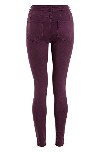 Taille Jeans Unique Femme Bordeaux Next Ex 4qtxAB5n8w