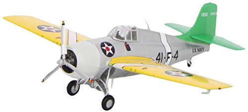 1:72 F4f-4 Wildcat Vf-41 Jet Uss Ranger 1941