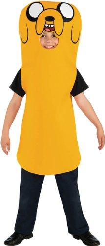 Adventure Time Child's Jake Costume, Small