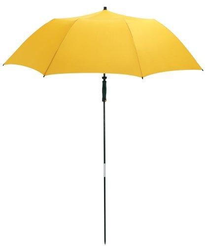 Zangenberg Regen-u. Sonnenschirm Campy, Gelb, 147 cm
