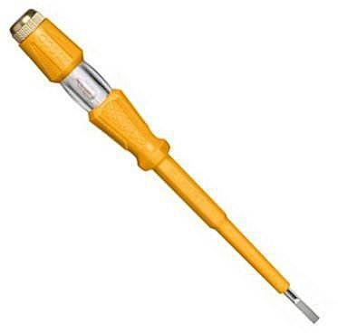 Ingco HSDT1408 Voltage Tester, Slotted Screwdriver Price & Reviews