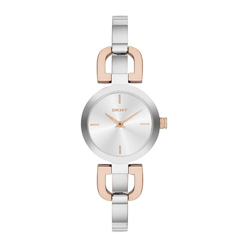 DKNY Women's NY2137 READE Silver Watch