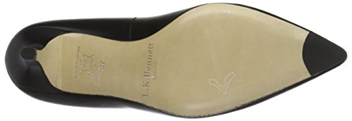 Black LK Women's Black Heels Florisa Closed BENNETT Toe AAz0rw