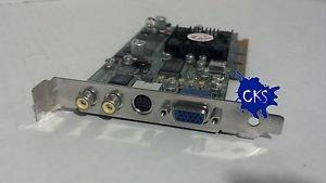 (ATI 109-70700-01 RADEON X300 PCI-E VIDEO CARD)