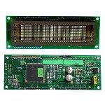 Newhaven Display M0216MD-162MDBR2-J Vacuum Fluorescent (Vacuum Fluorescent Display)