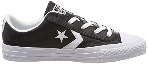 Ginnastica Converse Ox white Da white Player Adulto – Basse Star 083 black Nero Unisex Scarpe 7qfA4Xq
