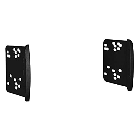 Metra 95-5806 Double DIN Installation Dash Kit for 1999-2002 Mercury Cougar / 2000-2004 Ford Focus - Ford Installation Kit