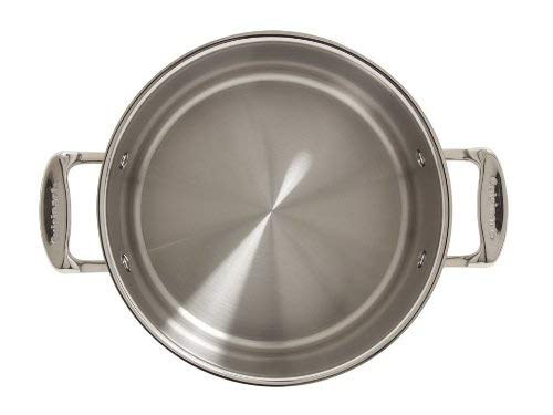Cuisinart 744-24 Chef's Classic Stainless Stockpot with Cover, 6-Quart by Cuisinart (Image #2)
