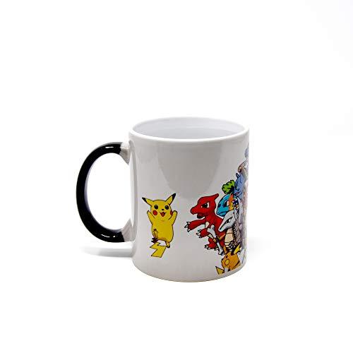 Evolve Gb Eye Ltd Pokemon Various Heat Changing Mug Mug Pokemon Evolve