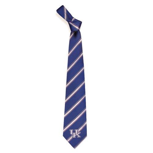 (Kentucky Wildcats Collegiate Woven Polyester Necktie)