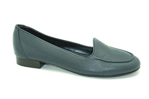 Zapato de vestir de mujer - Maria Jaen modelo 32N Azul