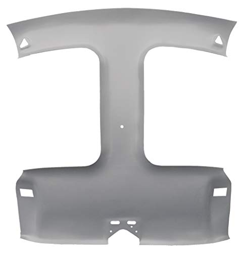 Newstalgia Parts 1993-2002 Pontiac Firebird Molded Plastic Headliner with Factory T-Top