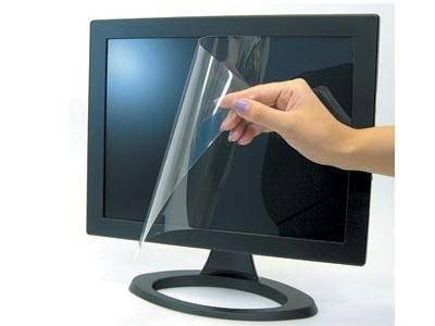 Protect Computer Products PT2200-00 SCREEN PROTECTORS - PLASTIC - CLEAR - DISPLAY SIZE SUPPORT: 22IN LCD - WIDESCREE