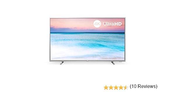 Philips 55PUS6554 TELEVISOR 55 4K UHD HDR10+ Smart TV DVB-T/T2 ...