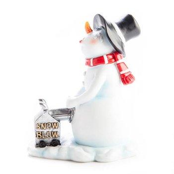 Naughty Xmas Decoration - Snowman Snow Job