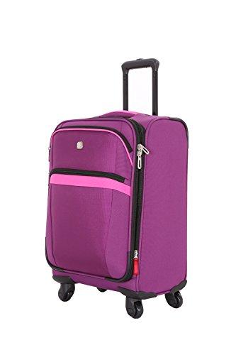 SwissGear Lucerne Purple 19 Inch, Pink
