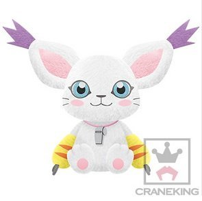 Digimon Gatomon Stuffed Plush vol 2 Gatomon