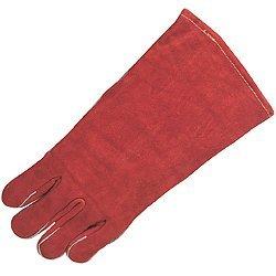 Memphis 4320 piel Gunn patrón soldador guantes mano izquierda sólo, Sz L (12 de cada uno): Amazon.es: Coche y moto