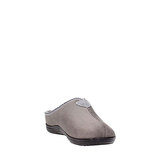 CI1234 98CELY Pantoufle Grunland Femme Gris AqSHCw5