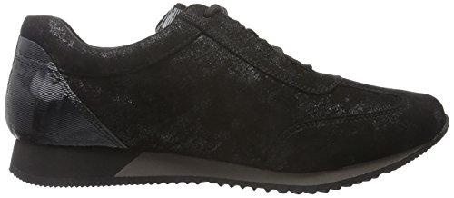 Gabor Shoes Comfort Basic - Zapatillas para mujer Negro (schwarz 97)