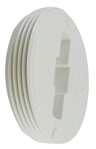 Canplas 193063 Flush Cleanout Plug, 3-Inch