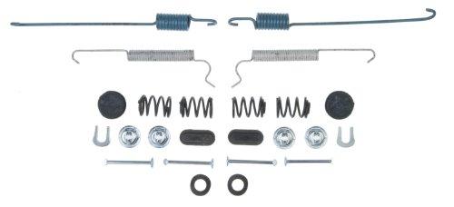 Wagner H7204 Drum Brake Hardware Kit, Rear ()