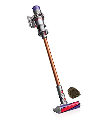 Dyson 180846-01 Cyclone V10 Absolute Lightweight Cordless Stick Vacuum Cleaner, Cord-Free (Complete Set) w|Bonus: Premium Microfiber Cleaner Bundle
