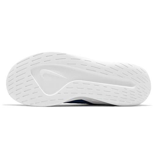 Homme De gym 400 Compétition Chaussures Running white Blue Viale Nike Multicolore UfgpXq