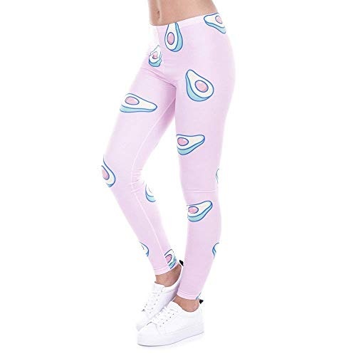 Mode Leggings Haute Pantalon Legins Fête Yoga Marque Style Rose Femmes Slim Lga43461 Taille Legging Bolawoo Avocat Leggins Imprimé De vgfqfI