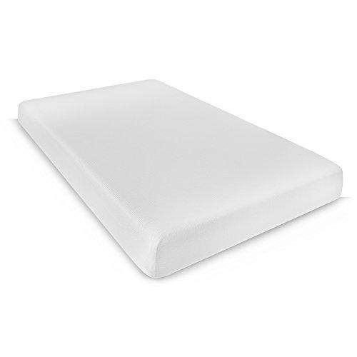 Biopedic 6 Smooth Top Memory Foam Mattress Twin Bedroom Store