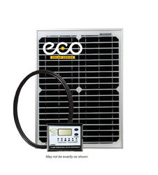 20W/1.2A Solar Kit W/Cont