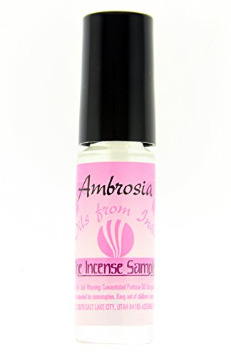- Ambrosia Incense - Oils from India - Sold Individually