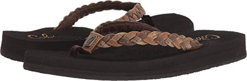 Cobian Heavenly Sandals - Chocolate, Women's ()