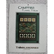 Campfire Flannel Throw - Thimbleberries