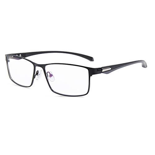 (ElectroOptix Intelligent Zoom Reading Glasses, Business Anti-Blue Dual-use Progressive Multi-Focus Reading Glasses, high-Definition Anti-Radiation Elderly Glasses, Parents Best Gift ZDDAB)