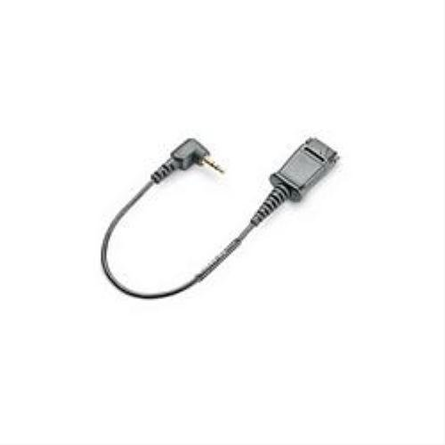 New Plantronics Cisco Adapter Cable Assembly 2.5 Mm To QD Required For IP Phone Model 7920