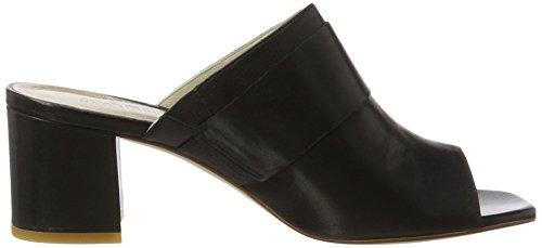 Marc Shoes Celine - Mules Mujer Schwarz (Schwarz)