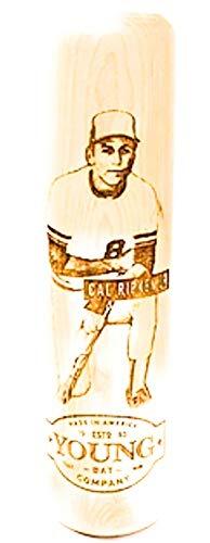 YBC Cal Ripken Jr. Hall of Fame Baseball Bat Mug C.O.A. Officially Licensed Unique ()
