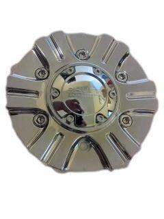 Akuza 702 Chrome Center Cap EMR702-CAR-CAP